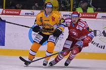 Verva hraje domácí zápas proti Třinci.