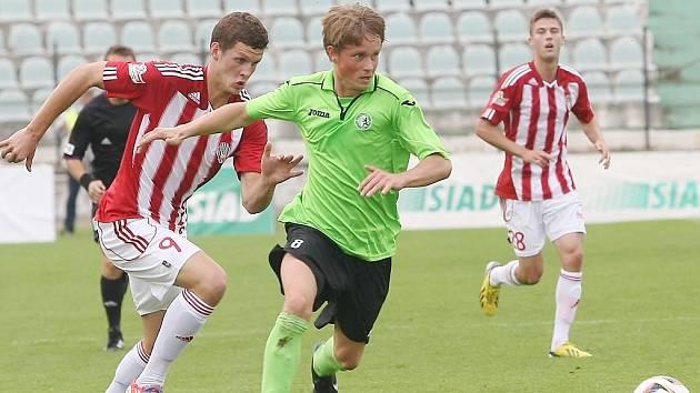 Martin Surynek (v zeleném).