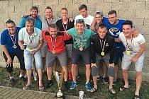 Nejlepší český tým v malé kopané Gamblers Most. Uspěje v Lize mistrů?