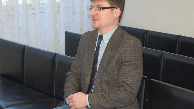 Lékárník Karel Korjenek.