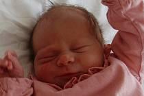 Rozárie Havlová se narodila mamince Kláře Muckové z Mostu 4. března v 15.18 hodin. Měřila 53 cm a vážila 3,2 kilogramu.