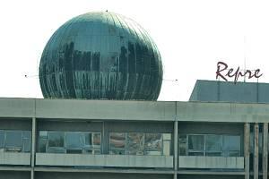 Planetárium v Mostě.