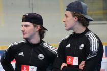 Marek Slavík a Jan Vopat.