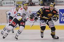 V pátek 20. září čeká Litvínov doma Liberec, o dva dny později hraje Verva v Chomutově.