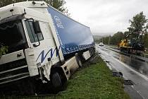 Tragická nehoda mezi Mostem a Litvínovem.