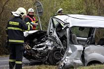 Smrtelná nehoda u Lomu