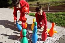 Děti z dětských domovů tráví prázdniny různě.