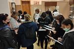 Muzejní vzdělávání pro všechny, studenti zažili pedagogiku.