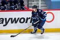 Kristian Reichel si za Winnipeg zahrál v přátelských zápasech. Další ho brzy čekají.