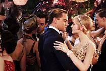 Leonardo DiCaprio ve filmu Velký Gatsby.