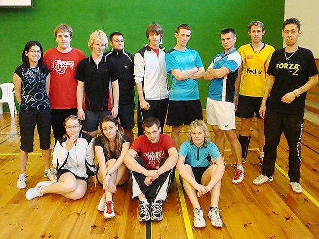 Badmintonisté Super Stars Most jdou do první ligy.