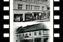 Dnešní podoba domu, který stojí na místě původního rodného domu M. A. Voigta.