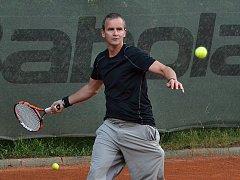 Finálový den na Amater Tenis Open.