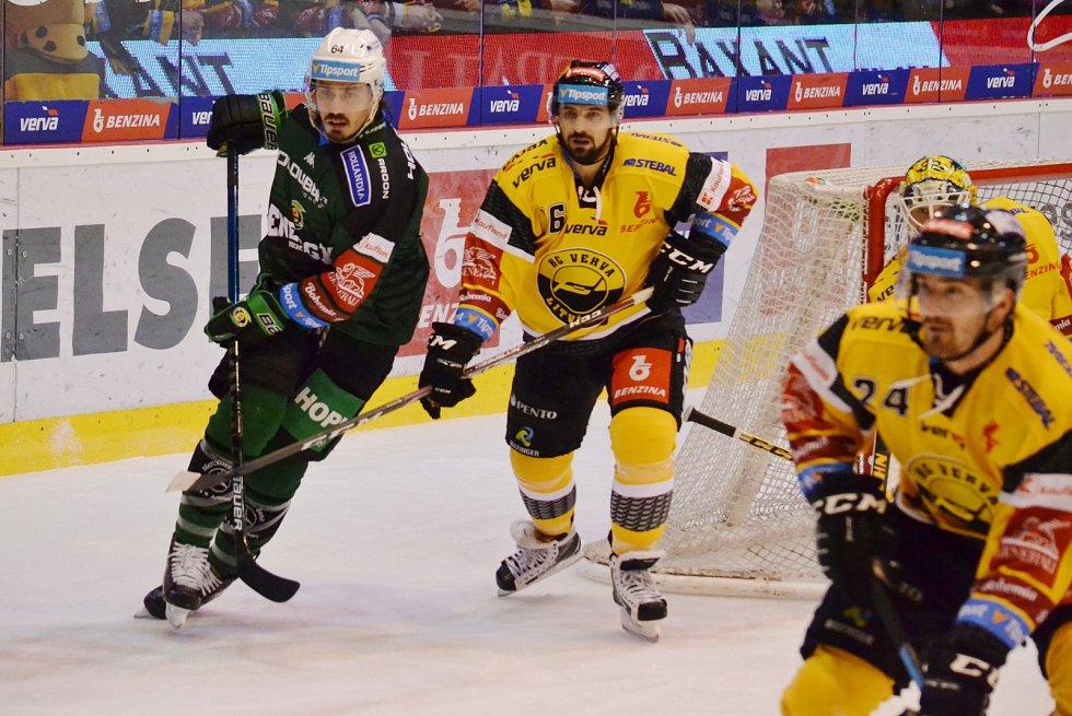 Litvínov pod vedením sportovního ředitele Josefa Beránka, Radima Skuhrovce a Jindřicha Kotrly hostil Karlovy Vary.