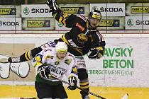 Litvínov porazil na domácím ledě hokejisty z karlových Varů
