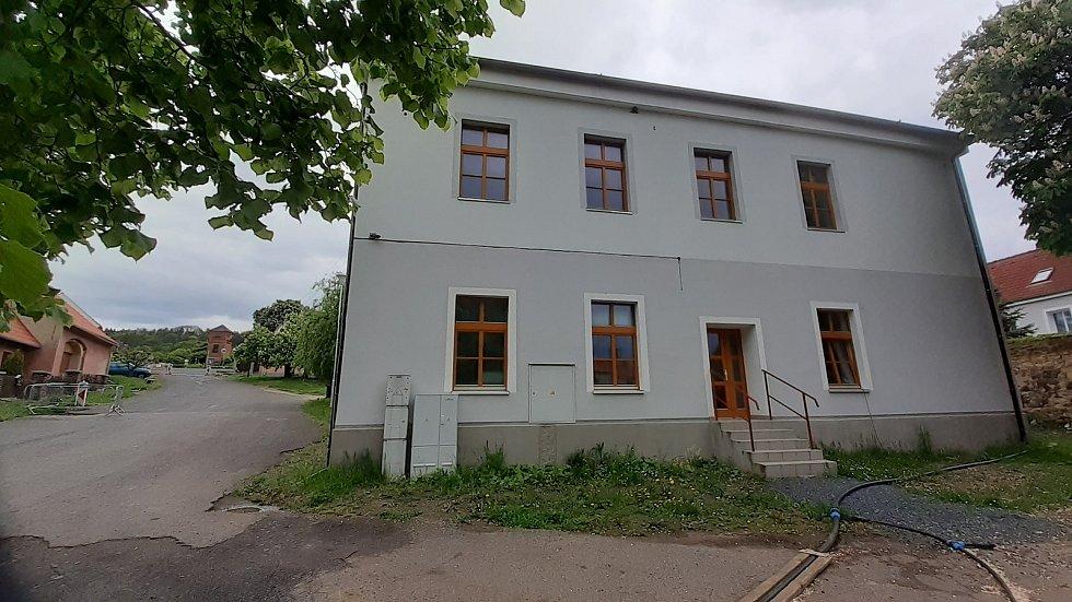 Víska Bedřichův Světec, obecní dům.