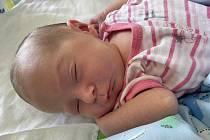 Barbora Kosařová se narodila mamince Barboře Farské z Mostu 18. června v 9.02 hodin. Vážila 2,92 kilogramu.