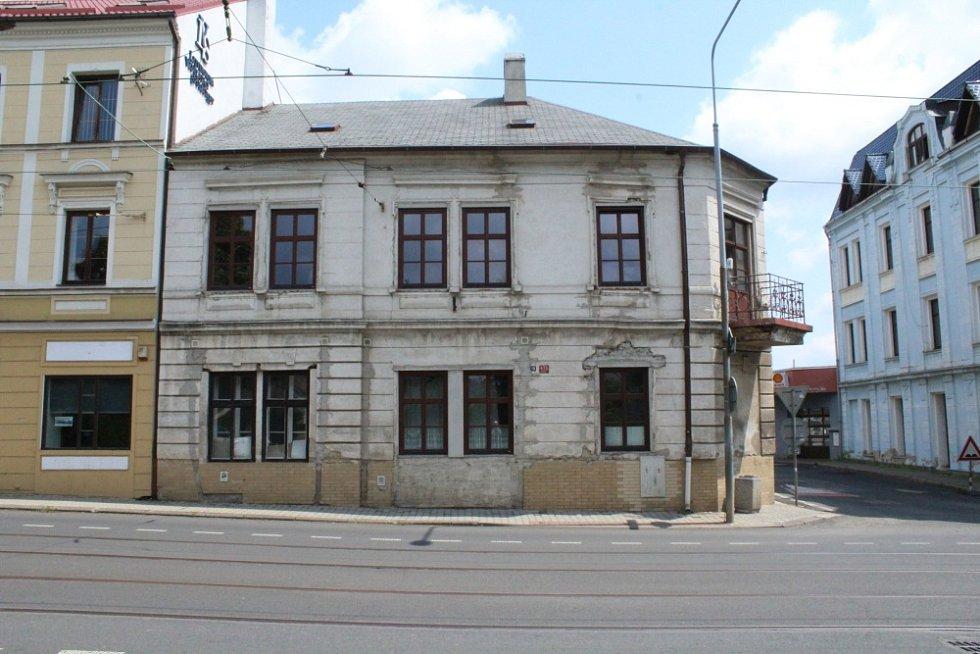 Co je nového? Prošli jsme Smetanovu ulici v Litvínově.
