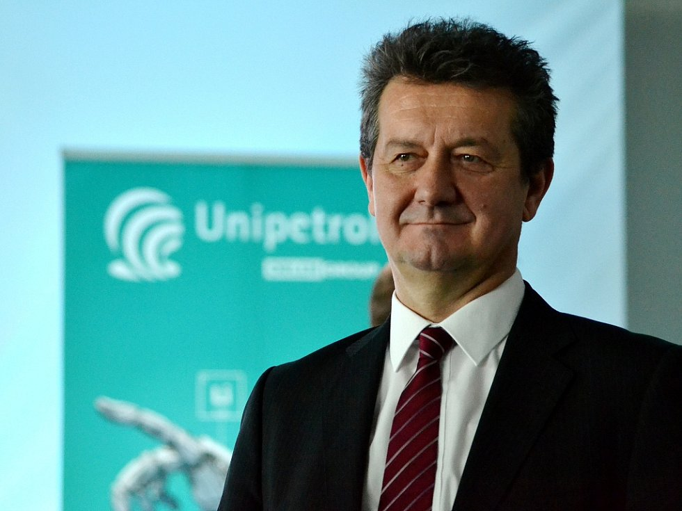 Člen představenstva Unipetrolu Krzysztof Zdziarski
