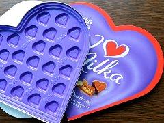 Čokoláda.