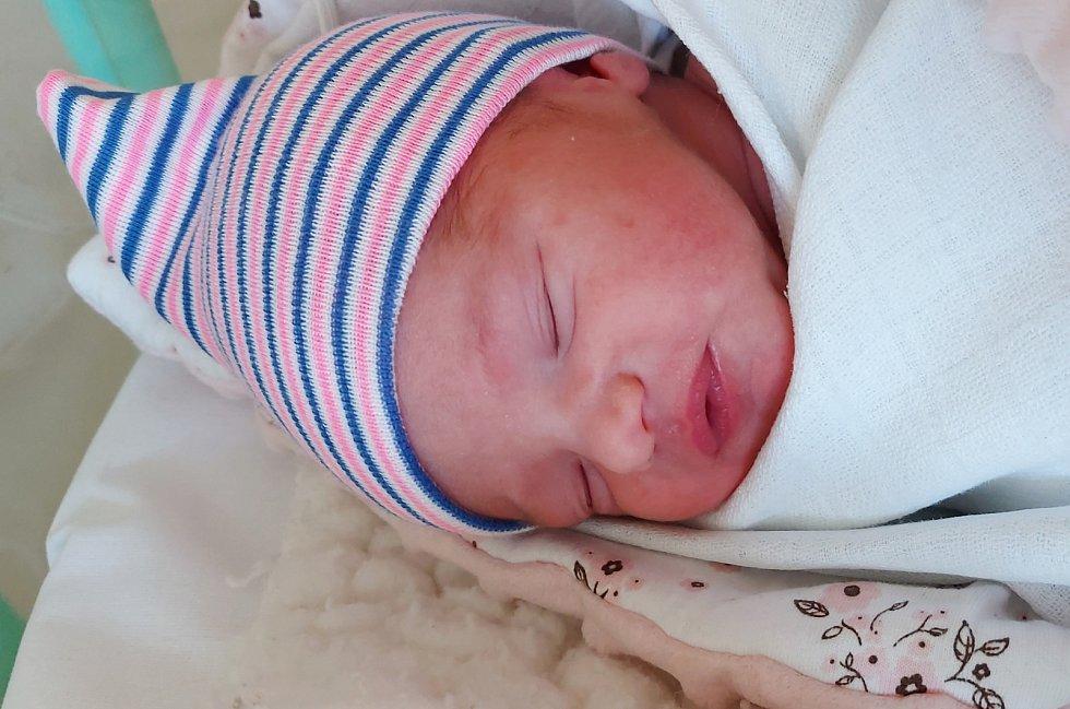 Adélka Rašová se narodila 12. února 2021 v 6.05 hodin rodičů Kristýně Rašové a Davidu Čepičkovi. Měřila 46 cm a vážila 2,080 kg.