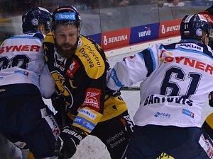 Severočeské derby Litvínov versus Liberec