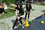 V Nové Vsi v Horách se konaly tradiční Novoveské letní slavnosti.