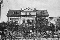 Historické foto Janova.
