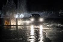 Podzim se blíží, řidiči by se měli řádně připravit .