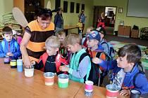 Den dětí v litvínovské knihovně