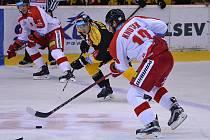 Litvínovští hokejisté vezou tři body z Hané.