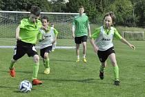 Osud mladých fotbalistů v akademii Josefa Masopusta je zatím nejistý.