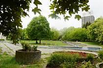Ilustrační snímek. Park Střed.