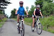 Opět se na několik dní pro pěší a cykloturisty otevírá obora Fláje.