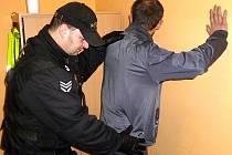 Obecní policie v Bečově.