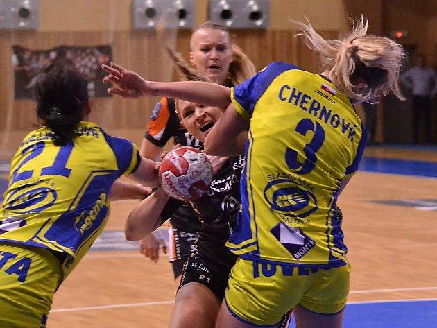 Černí andělé versus Michalovce.