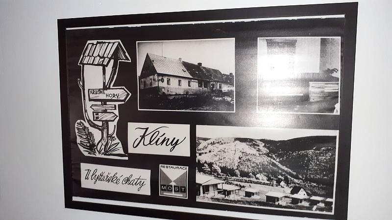Obec Klíny, penzion Stará škola