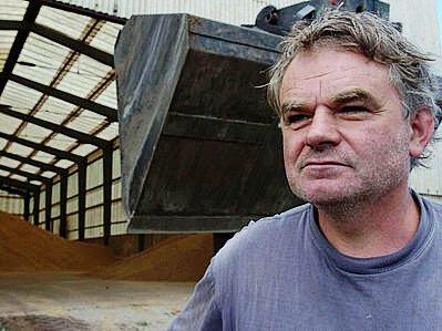 Farmář Jan Rajter