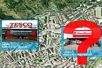 Budou v Litvínově nové supermarkety, nebo ne?