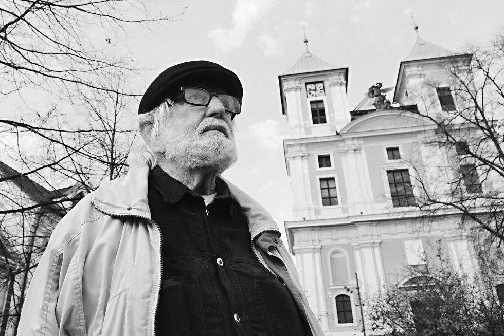 Zemřel umělec a restaurátor památek Vladimír Ščepko