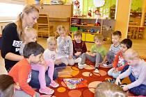 Během zápisu děti čeká seznámení s novým prostředím i paní učitelkou