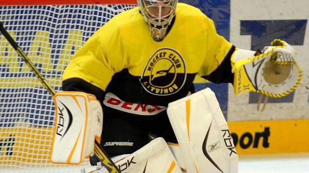 Litvínovští hokejisté začali natvrdo trénovat na novou sezónu.