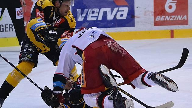 Litvínov versus Hradec Králové.