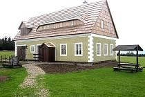 Lidový dům na Lesné.
