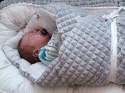 Jan Hamouz se narodil mamince Miroslavě Kozelkové z Mostu 17. září 2018 v 10.55 hodin. Měřil 53 cm a vážil 3,83 kilogramu.