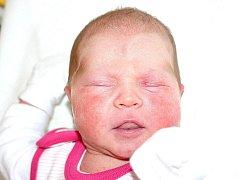 Mamince Ludmile Pospíšilové z Mostu se 9. února ve 2.45 hodin narodila dcera Eliška Žáčiková. Měřila 52 centimetrů a vážila 3,6 kilogramu.