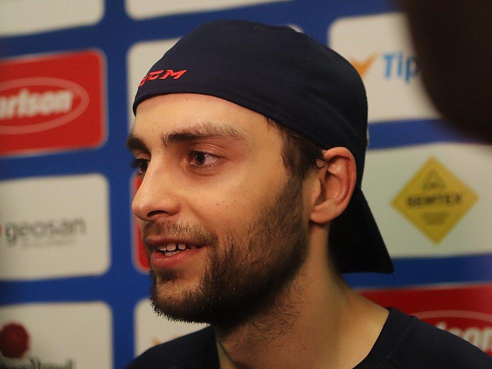 Robin Hanzl a jeho šikovné ruce zařídili Čechům druhý bod s Finskem.