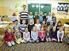 Žáci 1.C Základní školy s rozšířenou výukou jazyků Litvínov s třídní učitelkou Renatou Čermákovou.