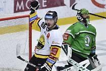 Litvínov porazil Mladou Boleslav 3:2.