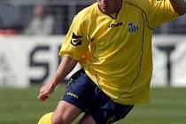 V mužstvu Litvínova se diváci mohou těšit na exblšanského fotbalistu Jana Klasnu.